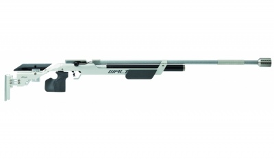 Walther LG400 Alutec Running Target Match Air Rifle, right