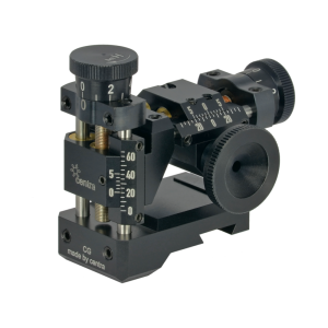 "Rear sight Sight Base ""10 - 50"" for all current match rifles"