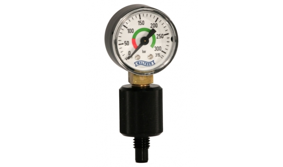 Walther External Pressure Gauge for LP201, LP300 Ultra