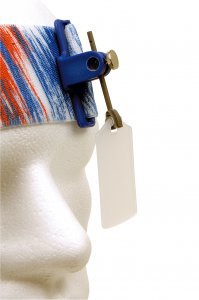 ahg-Headband with eye-shield, multi adjustable