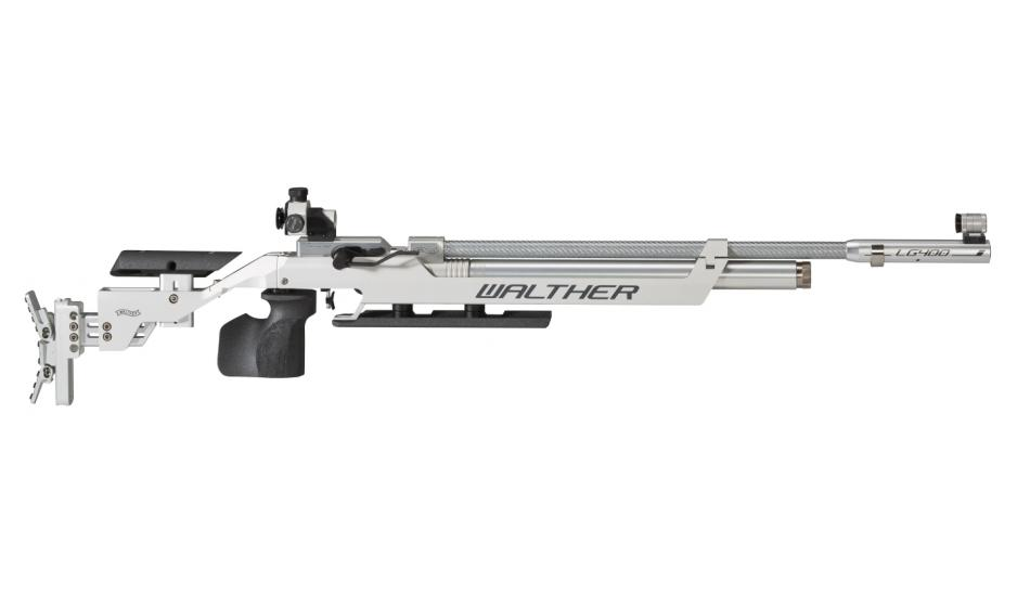 Walther Lg400 Alutec Competition M Grip Match Air Rifle