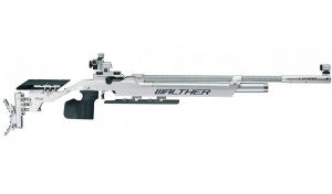 Walther LG400-M Alutec Expert, M-grip Match Air Rifle