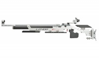 Walther LG400-E Alutec Expert Senior Match Air Rifle, right, M-grip