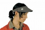 ahg-NEOPREN-CAP de luxe, dark grey small, shield length 9 cm