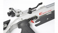 Walther LG400-E Alutec Expert, M-grip Match Air Rifle