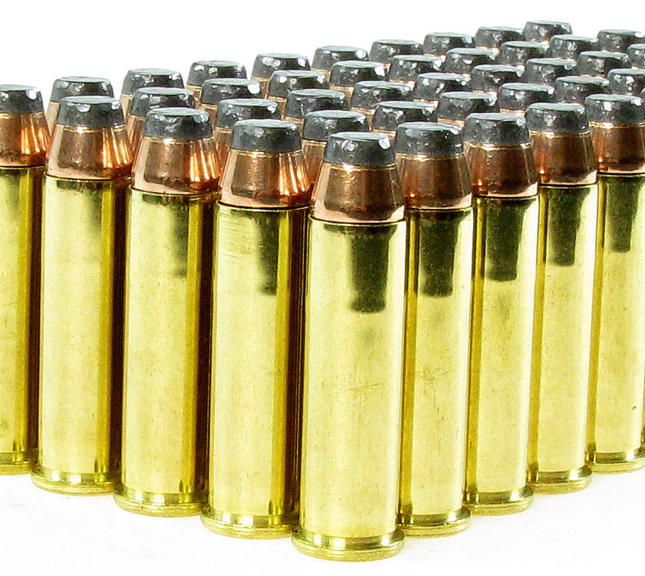 Pistol Calibre Ammunition