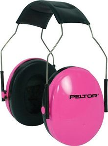 Peltor™ Sport Earmuffs Pink Small
