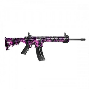Smith & Wesson M&P 15/22 Sport Muddy Girl .22 LR