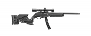 Archangel Ruger Precision Stock (Ruger 10/22*) - Black Polymer
