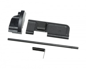 CMMG Ejection Port Cover Kit, with Gas Deflector