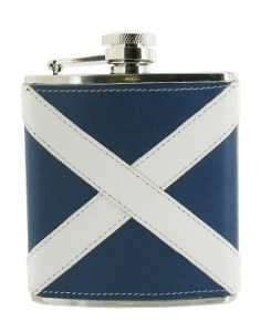 6oz Scottish Hip Flask