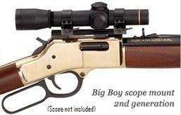 Henry Big Boy (2nd Generation) Receiver Scope Mount BB-RSM