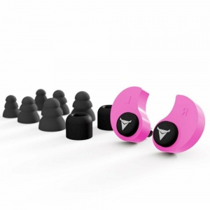 Custom Molded Earplugs PINK