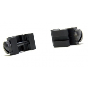 1/2'' Picatinny Scope Riser (2) Pack