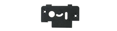 Slide adjuster plate, compl. 404-U11 ++++
