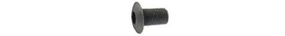 Oval head Screw DIN 7380 - M3  x  8 - 10.9