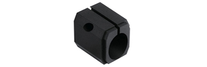 Front barrel weight black for 8002 + 9003 ++++