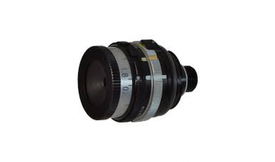 COMPETITION iris aperture with 10-color filter and