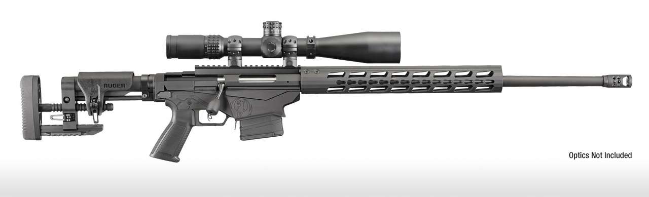 Ruger Precision Enhanced 308win 24 Barrel Limited Edition
