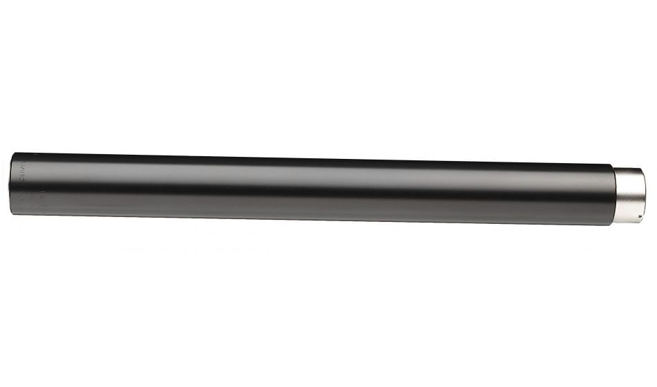 Walther Junior Aluminium Air Cylinder, 300 bar, black for LG Series/Hammerli AR20