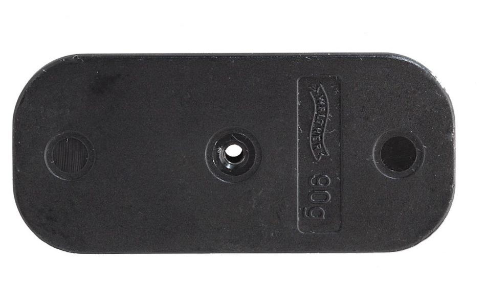 Walther Additional Counterweight - Fore-end weight 90 g