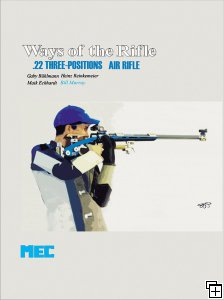 Ways of the rifle Shooting book (English)