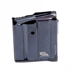Promag Ruger MINI-14 .223 (10) Rd Blue Steel Magazine (RUG 09)