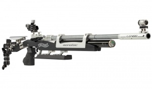 Walther LG400-M monotec, right, M-grip Match Air Rifle