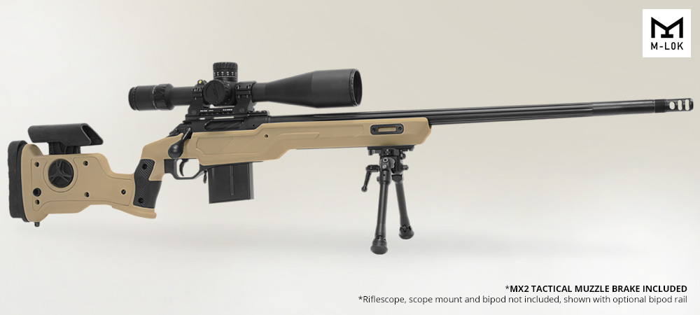 R7 Sheepdog rifle