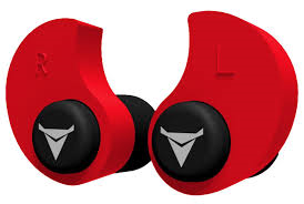 Custom Molded Earplugs RED