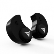 Custom Molded Earplugs BLACK