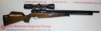 Air Arms S410 EXTRA -  0.22 FAC Air Rifle LEFT HAND