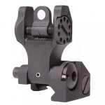 Troy Rear Folding Sight -BLK