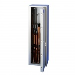 Brattonsound  RD7+  6/7 Rifle Safe  Gun Cabinet