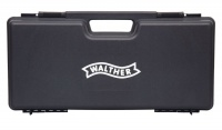 Walther Pistol Case, Dark Blue