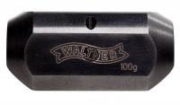 Walther Additional Counterweights - Barrel jacket weight 100 g