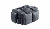 Range bag made of tear-proof Nylon,for 2-3 handguns and accessories