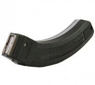 Ruger 10/22 BX-25 Magazine 25 Rnd CLEAR SIDED