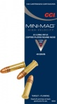 CCI HV Mini-Magazine 40gr Solid 0.22LR - Collection Only