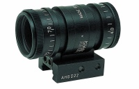 ahg-DUO Iris aperture M18 Ø 2,8-4,8 mm inside and 6,4-9,0 mm outside