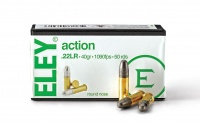 Eley Action 0.22LR - Collection Only