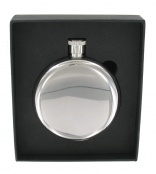5oz Round Hip Flask