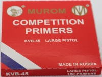 Competition Primers - Large Pistol (100Pack)
