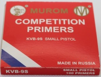 Competition Primers - Small Pistol (100Pack)