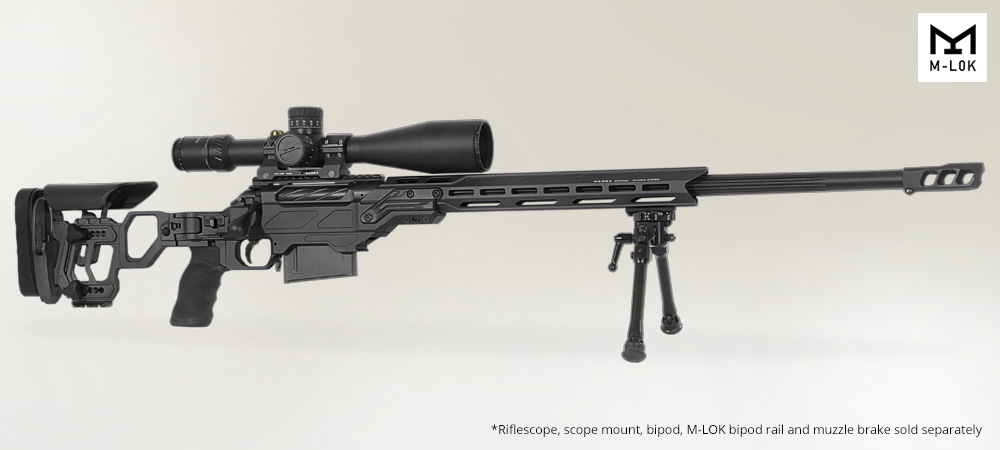 R7 Lite Comp rifle