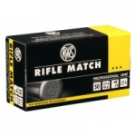 RWS Rifle Match 0.22LR (500 Rounds) - Collection Only