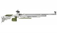 Walther LG400-M Expert GREEN PEPPER, right, M-grip Match Air Rifle