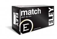 Eley MATCH 0.22LR - Collection Only