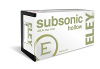 Eley Subsonic Hollow  0.22LR