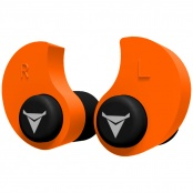 Custom Molded Earplugs ORANGE